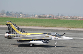 Kit MIRAGE 2000 TIGERMEET - Jet radio-commandé - Aviation Design