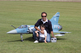 Kit MIRAGE 2000 ALI MACHINCHY - RC Jet model - Aviation Design