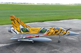 Kit MIRAGE 2000 GUSTAVO CAMPANA RUNWAY - RC Jet model - Aviation Design