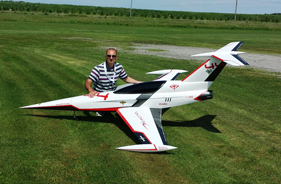 Kit DIAMOND PETER AYACHE - RC Jet model - Aviation Design