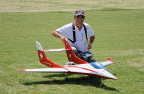 Kit PHOENIX MICHEL MOYSAN - RC Jet model - Aviation Design