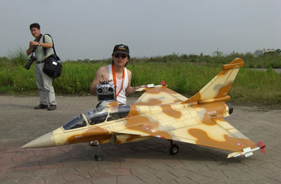 Kit RAFALE 1/7 MR HUANG - RC Jet model - Aviation Design