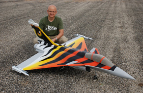 Kit RAFALE 1/7 LAURENS STEPHAN - RC Jet model - Aviation Design