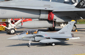Kit RAFALE 1/5 EDGAR BRUHIN SUISSE - Jet radio-commandé - Aviation Design