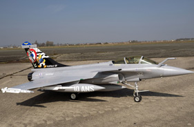 Kit RAFALE 1/5 JEFF LALLEMANT - RC Jet model - Aviation Design