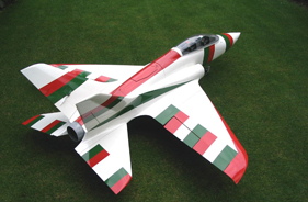 Kit SCORPION ARTHUR VAN LIESHOUT - RC Jet model - Aviation Design