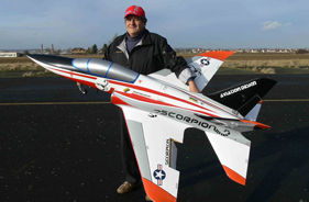 Kit SCORPION CHARLES LEVY - RC Jet model - Aviation Design