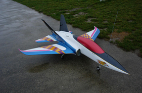 Kit SCORPION MARC LEVY - Jet radio-commandé - Aviation Design