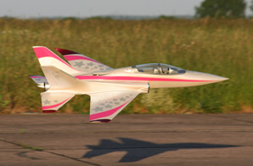 Kit SCORPION LAURENT WASZCZUK - RC Jet model - Aviation Design