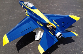 Kit SCORPION SEAN MC HALE - RC Jet model - Aviation Design