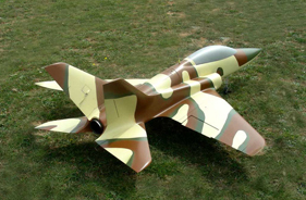 Kit SCORPION - RC Jet model - Aviation Design