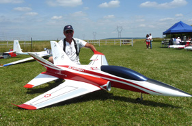 Kit SCORPION MICHEL MOYSAN - RC Jet model - Aviation Design