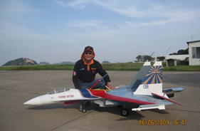 Kit SUKHOI 27 SIMON TO - RC Jet model - Aviation Design