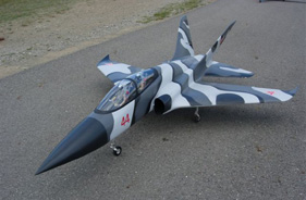 Kit SUPERSCORPION ESPAGNE - RC Jet model - Aviation Design