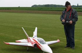 Kit SUPERSCORPION MARCEL ZAIA - RC Jet model - Aviation Design