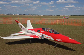 Kit SUPERSCORPION HENRY PEREZ - RC Jet model - Aviation Design