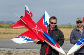 Kit E-SCORPION NICOLAS DENIS - RC Jet model - Aviation Design
