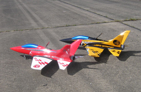 Kit E-SCORPION - RC Jet model - Aviation Design