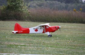 Kit TURBO BEAVER - RC Jet model - Aviation Design