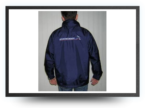 Jets - Aviation Design Jacket (dark blue) Size: XL - Aviation Design Jacket (dark blue) Size: XL - Aviation Design
