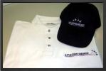 AD 002 M : Aviation Design Polo Shirt (white) Size : M - Jets radio-commandés - Aviation Design