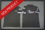 AD 004 L : Aviation Design Diamond's Polo Shirt Size : L - RC Jet models - Aviation Design