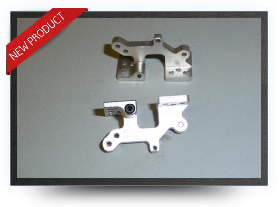 Jets - Aluminium door hinges (2 pieces) - Aluminium door hinges (2 pieces) - Aviation Design
