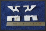 ADT 200-4 : Door Hinges (4 Pieces) - Jets radio-commandés - Aviation Design
