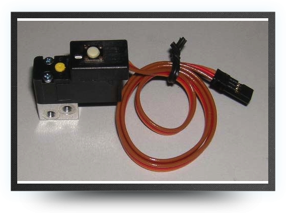 Jets - Orbit electro valve (2 way) - Orbit electro valve (2 way) - Aviation Design