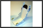 ADD 070 : 1/6,8 F100 Ejector Seat Kit Non Painted, 165mm x 100mm x 72mm, 57 Grammes - Jets radio-commandés - Aviation Design