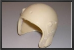 AT 059 : ¼ Jet Pilot Helmet Non Painted - Jets radio-commandés - Aviation Design