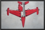 ADJ 971 - Fabric wings, stabs, rudder, nose protection covers