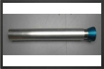 ADJ 845T - 2 stainless steel single exhaust tailpipe (twin turbine)