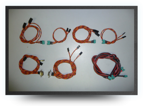 Jets - Wiring set - Wiring set - Aviation Design
