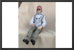 ADJ 930 : 1/3 Super Scale Pilot - Jets radio-commandés - Aviation Design
