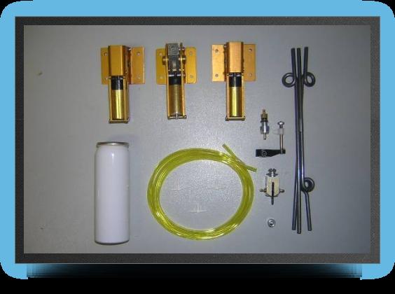 Jets - Spring Air landing gear - Spring Air landing gear - Aviation Design