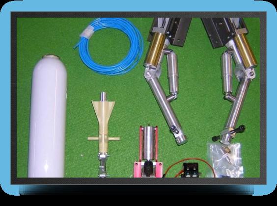 Jets - Scale landing gear + electro valve - Scale landing gear + electro valve - Aviation Design