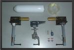 ADJ 505 - Landing gear + standard valve