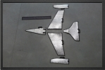 ADJ 180 : Aluminium Wings, Stabs, Rudder, Nose Protection Covers - Jets radio-commandés - Aviation Design
