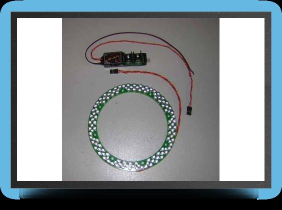 Jets - Afterburner ring lights - Afterburner ring lights - Aviation Design