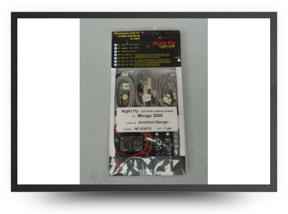 Jets - Lights control unit - Lights control unit - Aviation Design