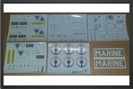 ADJ 860B : Decals Low Visibility For French Navy Version - Jets radio-commandés - Aviation Design