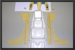 ADJ 255 : Cockpit Detail Kit For Single Seat Version - Jets radio-commandés - Aviation Design