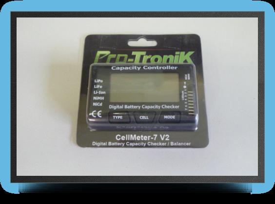 Jets - Battery cellmeter - Battery cellmeter - Aviation Design