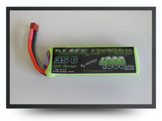 Jets - Lipo battery 4000 mah - Lipo battery 4000 mah - Aviation Design