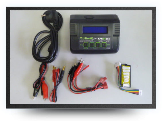 Jets - Lipo charger - Lipo charger - Aviation Design