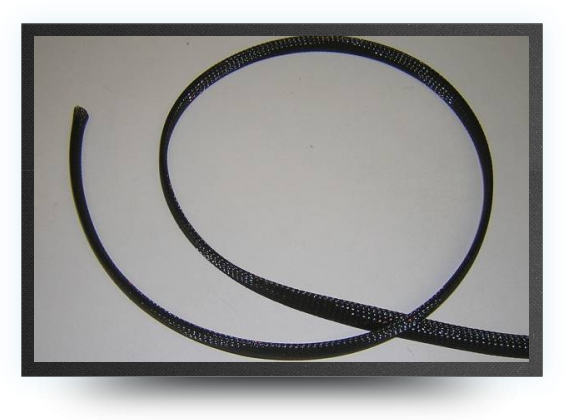 Jets - Electric sleeving 6 mm to 12 mm x 1 m - Electric sleeving 6 mm to 12 mm x 1 m - Aviation Design