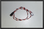 ACC 13040 : Futaba Extention Lead, 50 Cm, Wire 0.30 mm2 - Jets radio-commandés - Aviation Design