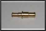 FES PK 34 : Brass Restrictor Connector For Tubing 6 mm x 4 mm To 4 mm x 3 mm - Jets radio-commandés - Aviation Design