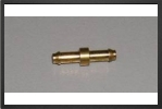 FES PK22 : Brass Connector For Tubing 3 mm x 2 mm - Jets radio-commandés - Aviation Design